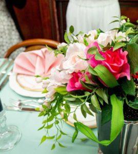 テーブルマナー写真2